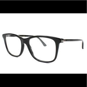 GUCCI  Eyeglasses Model  GG0018O Color Black NEW